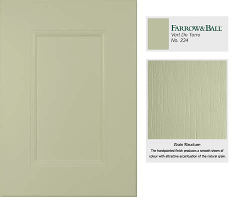 traditional painted colours doors  solid wood