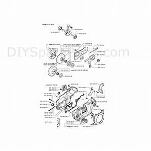 Husqvarna 55 Chainsaw  2000  Parts Diagram  Page 4