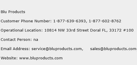 If you're deaf, hearing impaired, or have a speech disability, call 711 for assistance. Blu Products Number   Blu Products Customer Service Phone Number   Blu Products Contact Number ...