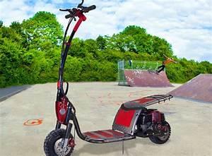 Motovox Mvs10 Stand Up Gas Scooter Mini Bike Engine Motor