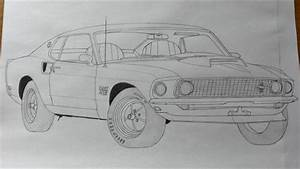 15 Engine Drawing Boss 429 For Free Download On Ayoqq Cliparts