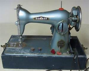 Sewmor Sewing Machine Instruction Manuals