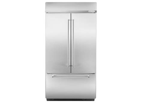 Kitchenaid Refrigerator Reliability by Kitchenaid Kbfn402ess Refrigerator Consumer Reports