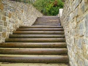 Escalier Extérieur En Bois : marche d 39 escalier ~ Dailycaller-alerts.com Idées de Décoration