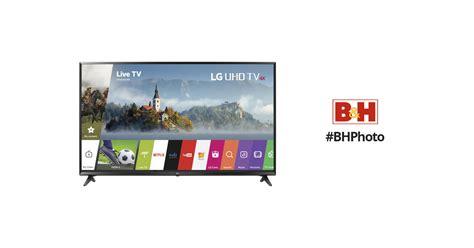 "LG UJ6300 Series 65"" Class HDR UHD Smart IPS LED TV"