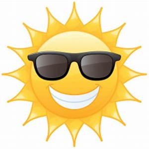 happy sun with sunglasses vector illustration Quotes