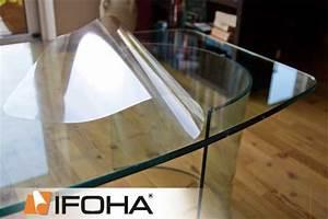 Film Protection Table En Verre : film protecteur pour table ifoha totale ~ Dailycaller-alerts.com Idées de Décoration