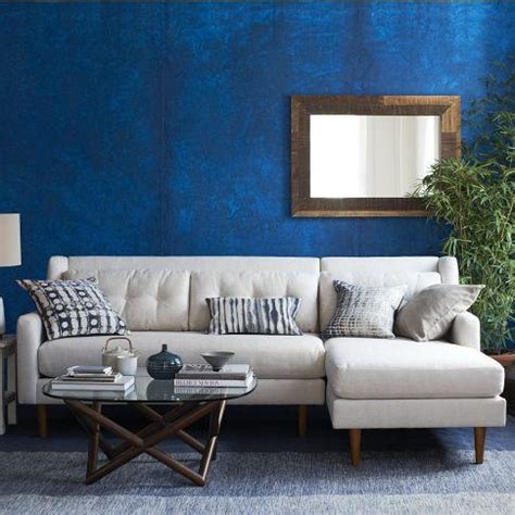 west elm crosby crosby sectional west elm