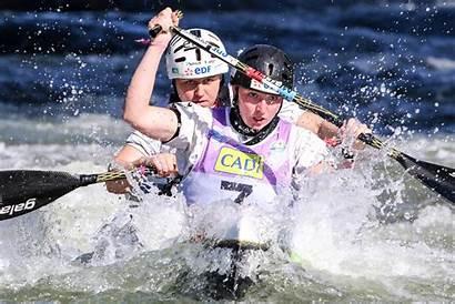Wildwater Canoeing Championships Icf Gaubert C2 Margot