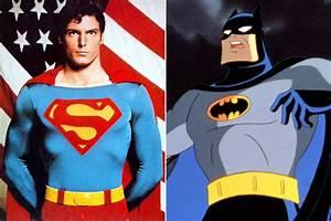 Superman: The Movie, Batman: Mask of the Phantasm ...  Superman