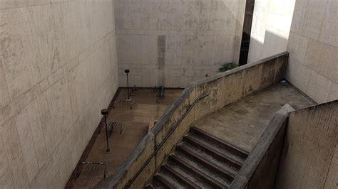 [OC] UTC Center Courtyard in the University of Texas at ...