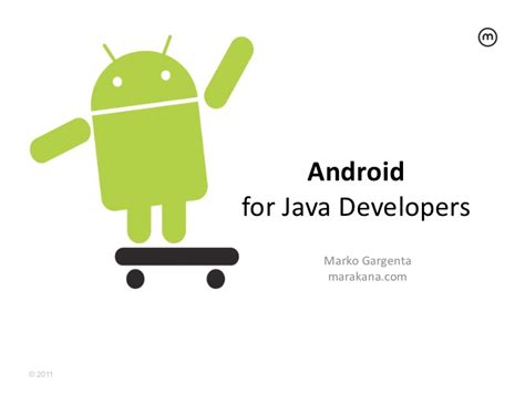 java for android android for java developers