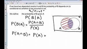 Mdm4u 12-13 F Conditional Probability