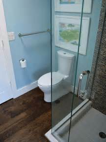 creative bathroom ideas creative modern small bathroom ideas with blue aquatic wall