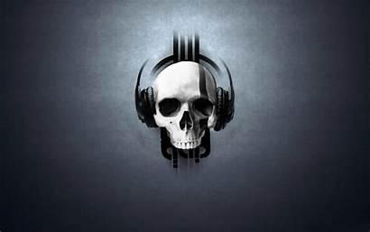 Skull Cool 3d Headphones
