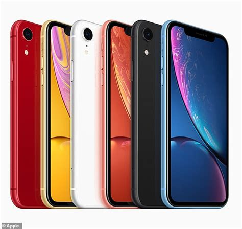 apple cuts production of iphone xr after poor demand for the budget 749 phone report claims