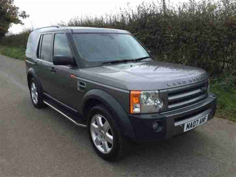 land rover discovery 2007 2007 land rover discovery 2 7td hse 5dr car for sale