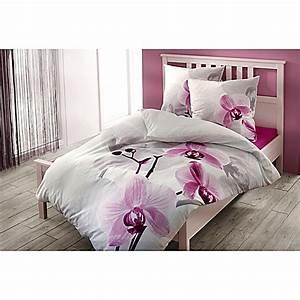 Standard Bettwäsche Größe : bettw sche orchidee gr e 135 x 200 cm bestellen ~ Orissabook.com Haus und Dekorationen