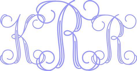 monogram template monogram template beepmunk