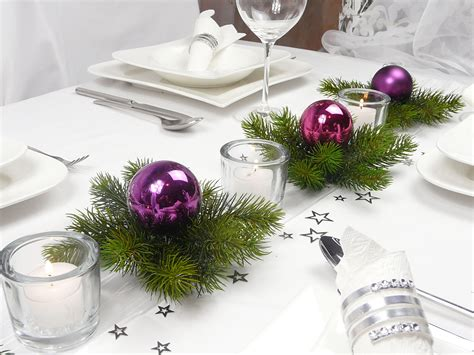 Weihnachtsdeko Für Den Tisch by Weihnachtsdeko Selber Machen F 252 R Den Tisch Einfach Schnell