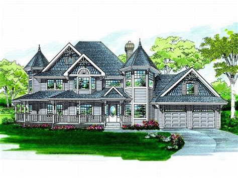 Viktorianisches Haus Grundriss by House Plans Country House Plans 3 Story