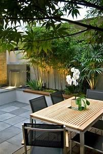 Terrasse Dekorieren Modern : 60 ideen wie sie die terrasse dekorieren k nnen garten backyard garden design backyard ~ Fotosdekora.club Haus und Dekorationen