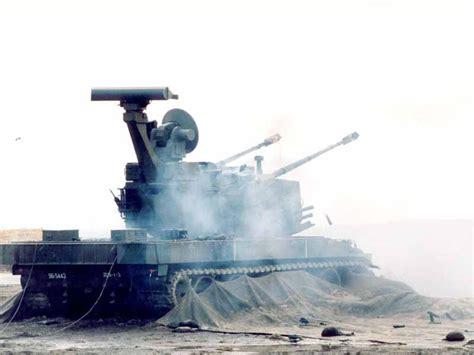 type   propelled anti aircraft machine gun