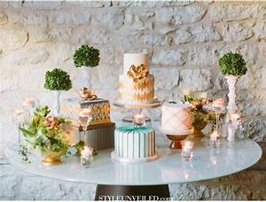Picture Of How To Display Multiple Wedding Cakes 27