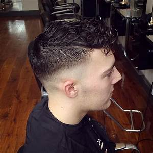 Low Fade Faux Hawk Haircut Black Men | hairstylegalleries.com