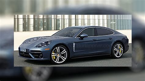 new porsche is this the all new 2017 porsche panamera