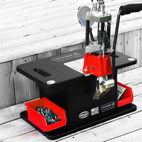 Portable Reloading Bench Plans  Woodworking Projects & Plans