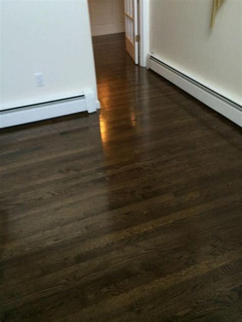 On Hardwood Floors by Refinishing Oak Hardwood Floors In Marlboro Ma