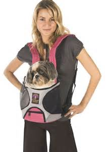 Small Dog Front Pack Carrier