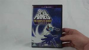 Battle of the Planets - Complete Series DVD - YouTube