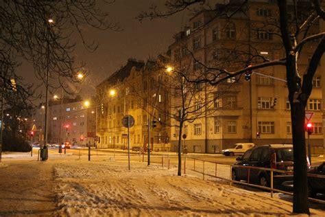 romantic winter night wallpapers full hd outdoors