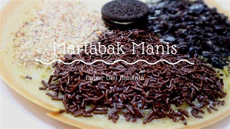 Resep serabi surabi tepung beras khas pariaman sumatera barat indonesia. Resep Martabak Manis Teflon Bersarang Lembut & Enak ...