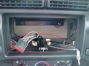 1998 Mazda B4000 Stereo Wiring Diagram