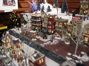 Department 56 Christmas in the City Series Display Video
