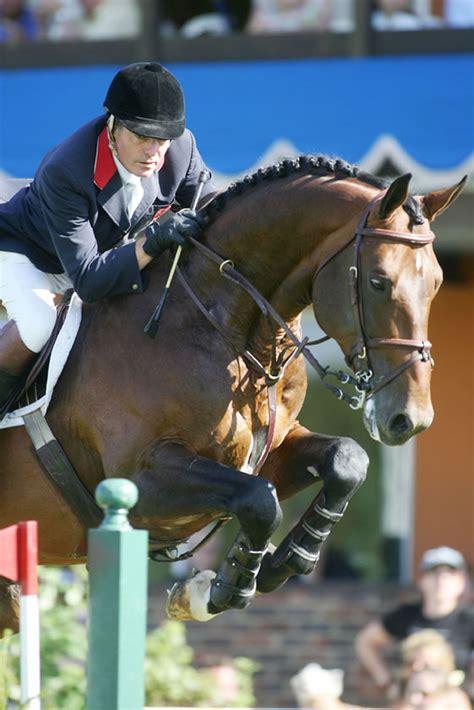peppermill john whitaker stallion horse ai showjumper william horses fox rider services