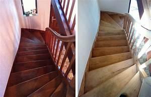 Holztreppe Streichen Ohne Abschleifen Treppe Abschleifen