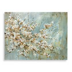 blossom canvas wall art bed bath beyond
