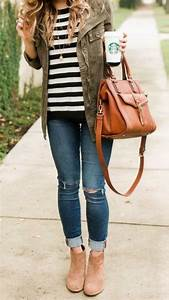 23 Casual Fall Outfits You'll Want To Copy in 2017 - Highpe