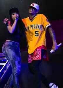 Nicki Minaj Chris Brown
