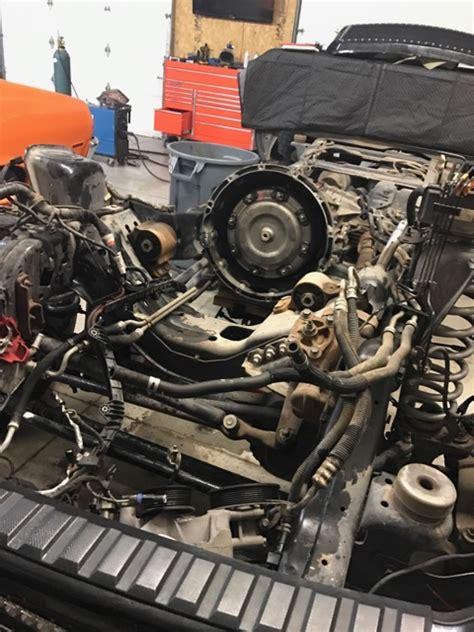 engine tear   diagnose p cylinder