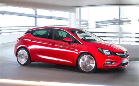 opel astra 2015 2015 opel astra k is a handsome hatchback autoevolution