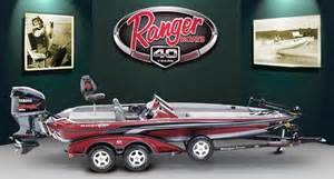 50th anniversary plate ranger boats limited edition rigs 40th anniversary