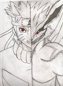 The gallery for --> Naruto Nine Tails Drawings