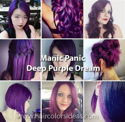 manic panic purple colors 17 best ideas about manic panic colors on