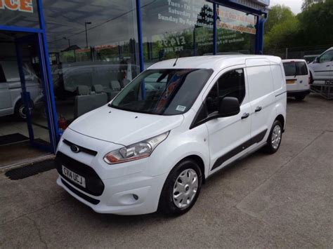 2014 Ford Transit Connect 200 Trend Swb