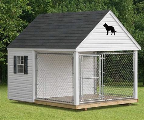custom houses and kennels myerstown sheds fencing